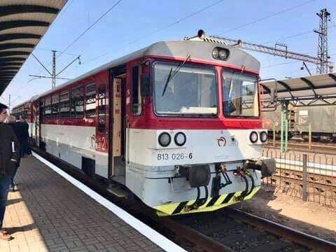 Тестова поїздка: у Мукачево прибув потяг із Кошице