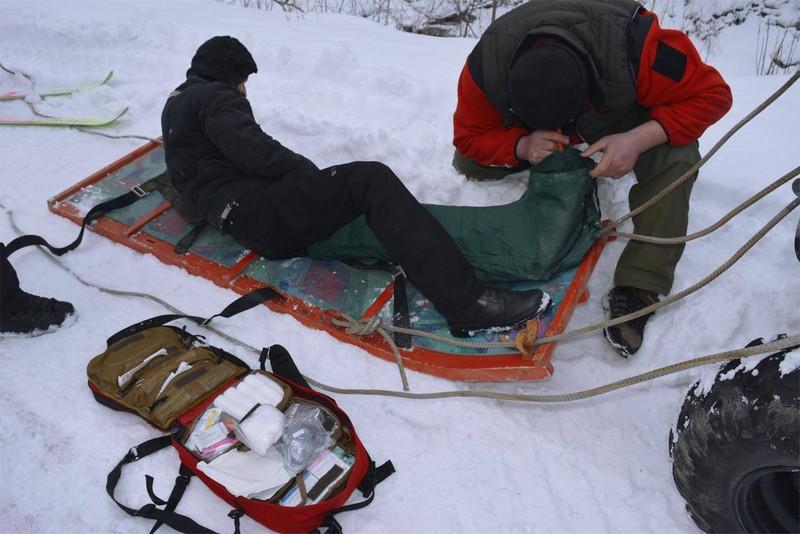 Рятувальники розповіли про порятунок хлопця на горі Пікуй