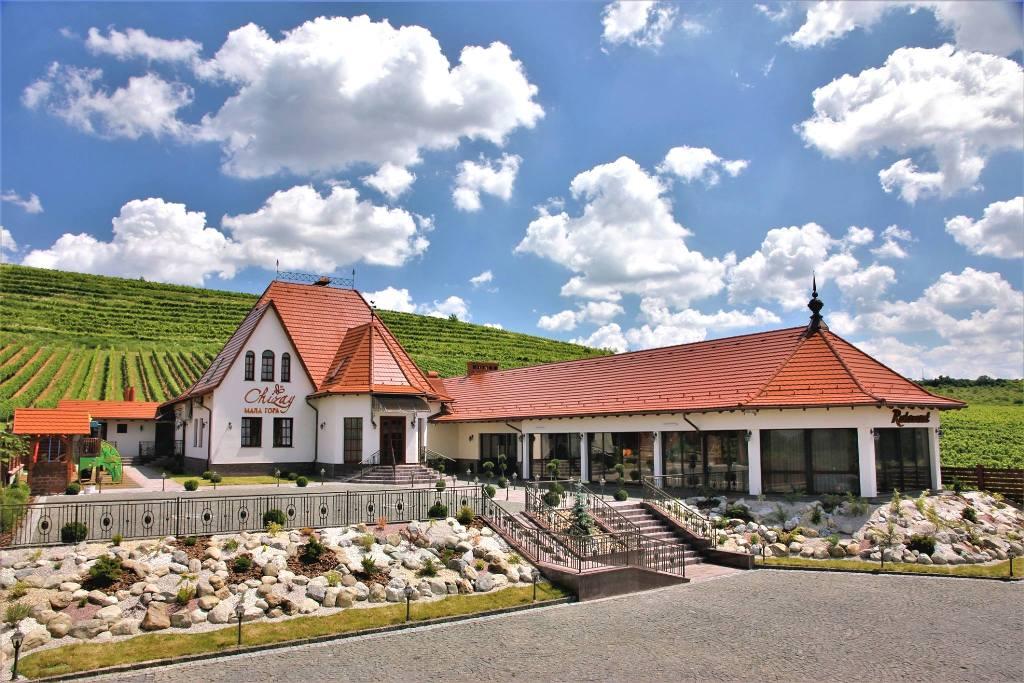 Ресторан Chizay. Мала гора у Берегові