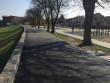 У Мукачеві на набережній роблять велодоріжку