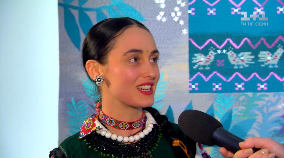 Аліна Паш дала інтерв'ю Катерині Осадчій