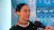 Аліна Паш розповіла Катерині Осадчій про улюблений закарпатський діалект