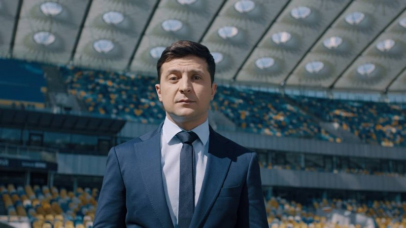 Володимир Зеленський відмовився здавати аналізи на НСК Олімпійський