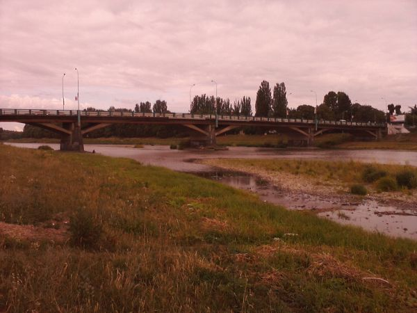 Дивовижна історія порятунку: із річки Уж в Ужгороді перехожі витягли чоловіка