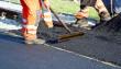 На Закарпатті триває ремонт дороги