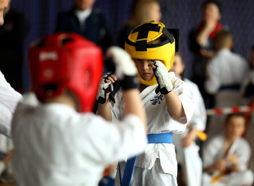 Вперше в Ужгороді відбувся чемпіонат з Кіокушин карате WKB