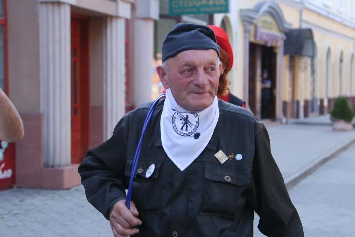 Знаний мукачівець сажотрус Берті бачі відзначатиме ювілей: святкуватимуть усім містом