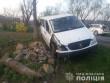 П'яний водій мікроавтобуса скоїв аварію
