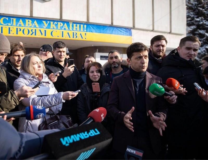 Для команди Володимира Зеленського українські мова, культура та територія є найвищою цінністю – ідеолог штабу