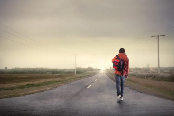 14-річний хлопець із села Батрадь пішов з дому. Поліція знайшла його у Берегові