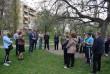 Мер Ужгорода зустрівся з мешканцями однієї з п'ятиповерхівок міста