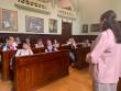 Освітяни з різних міст України відвідали одну з мукачівських шкіл та міську раду