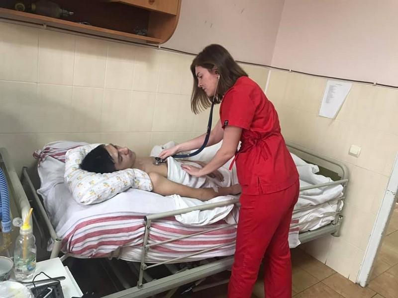 У сім'ї української заробітчанки із села Олешник сталася страшна біда. Жінка благає про допомогу