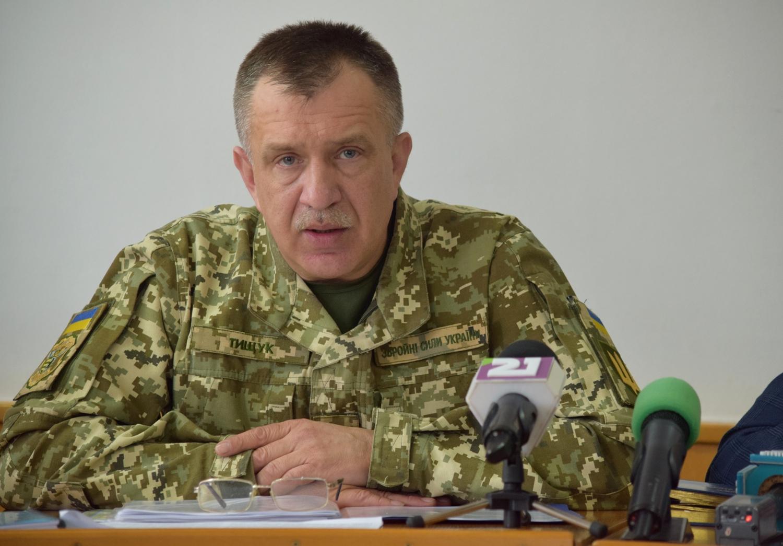 150 юнаків з Ужгорода та району планують призвати на військову строкову службу