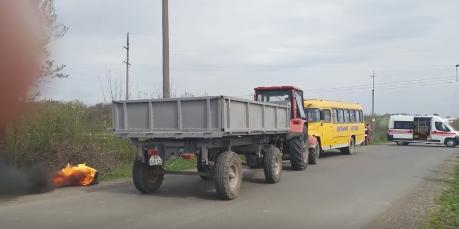 У селі Розівка проходять навчання працівників екстреної медичної допомоги