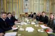 У Парижі Володимир Зеленський зустрівся з Президентом Франції Еммануелем Макроном