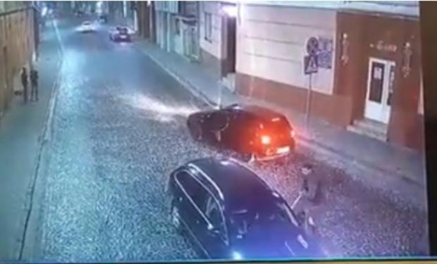 Стало відомо, кого невідомі жорстоко побили у Мукачеві, – ЗМІ