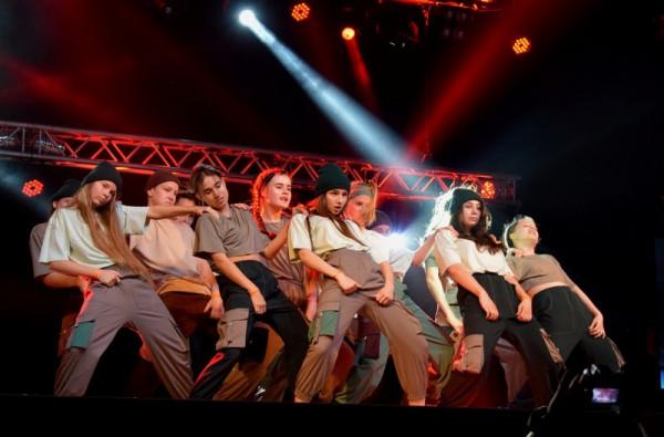 В Ужгороді триває чемпіонат із хіп-хопу