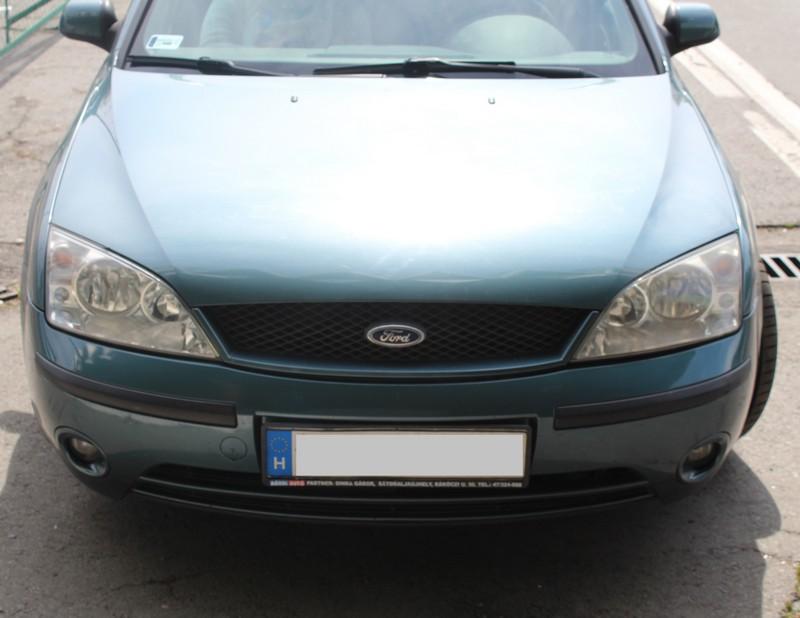 На КПП Тиса, що на Закарпатті, виявили крадений автомобіль Ford Mondeo
