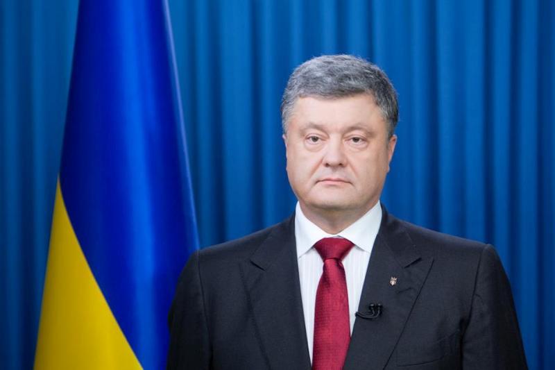 """Петро Порошенко сьогодні заявив, що вжахнувся після перегляду серіалу """"Слуга народу"""""""