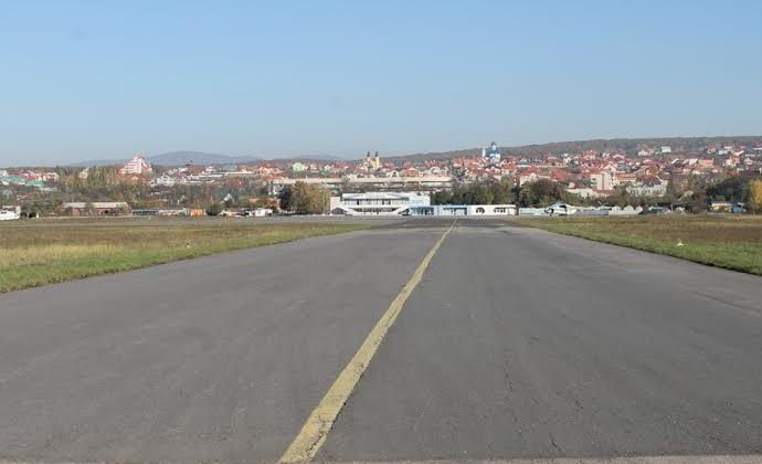 """Аеропорт """"Ужгород"""" переходить на постійне використання"""