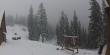 Драгобрат замітає снігом