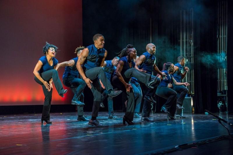В Ужгород приїде відомий танцювальний колектив Step Afrika