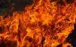 Цієї ночі в Мукачівському районі гасили пожежу
