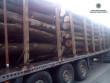 Патрульні зупинили вантажівку, яка незаконно перевозила деревину