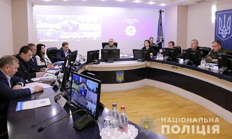 Напередодні другого туру президентських виборів поліція переходить на посилений режим роботи