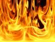 У Мукачеві у мікрорайоні Росвигово сталась пожежа