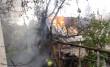 Пожежа у Мукачеві: відео з місця події