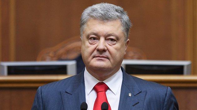 Українці в соцмережах розповідають про дзвінки від Петра Порошенка, які отримали 18 квітня