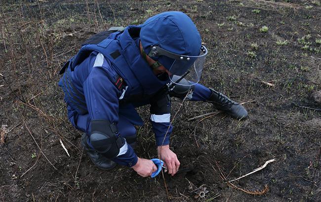 За минулу добу на Прикарпатті виявлено 24 24 вибухонебезпечних предмети