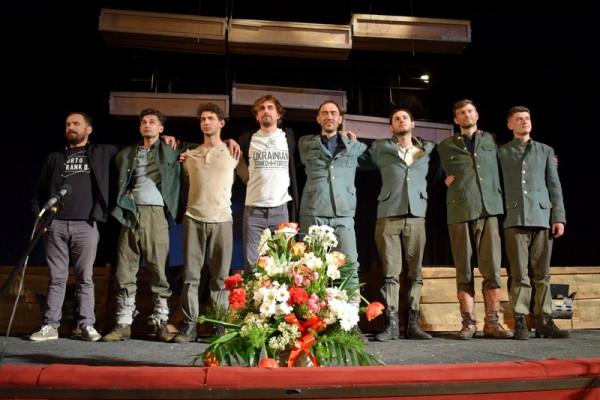 В Ужгороді завершився театральний фестиваль