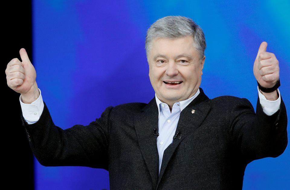 Голосування Петра Порошенка на виборах