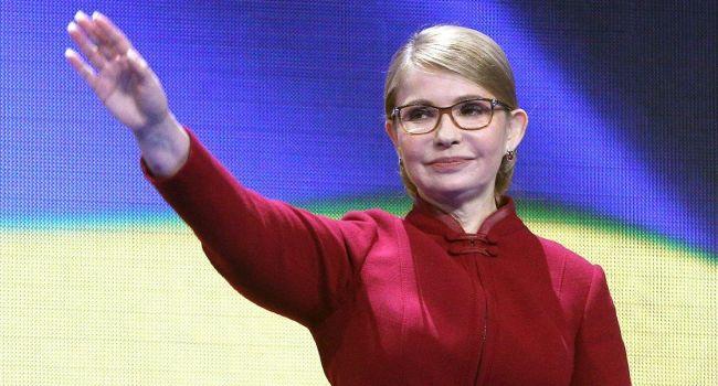 Юлія Тимошенко закликала уряд піти у відставку