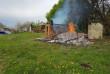 Вогнеборці ліквідували дві пожежі в надвірних спорудах