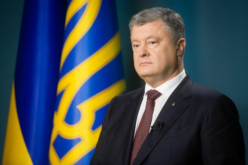 На президента Петра Порошенка подали до суду