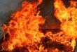 У цеху по виготовленню брикетів спалахнула пожежа