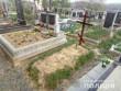 У Мукачеві жінка здійснила наругу над могилою
