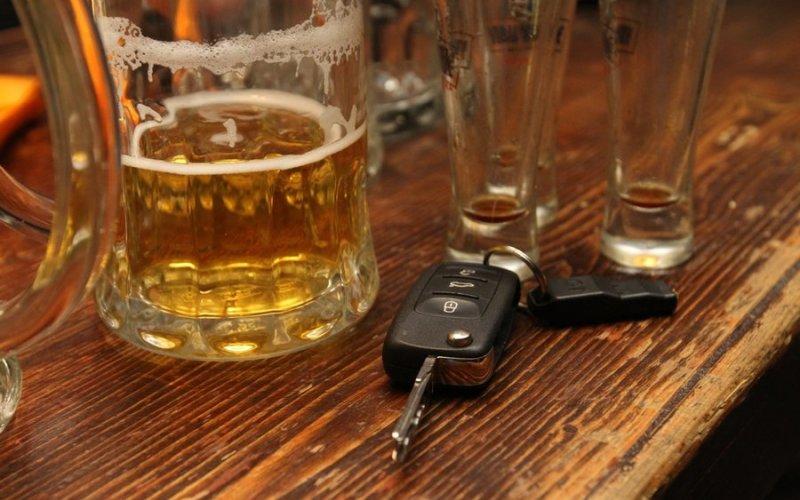 П'яний водій керував вантажівкою DAF