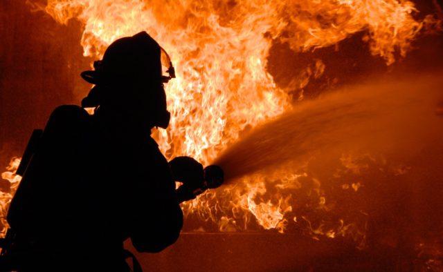 У селі Есень 43-річний чоловік згорів живцем у власному будинку