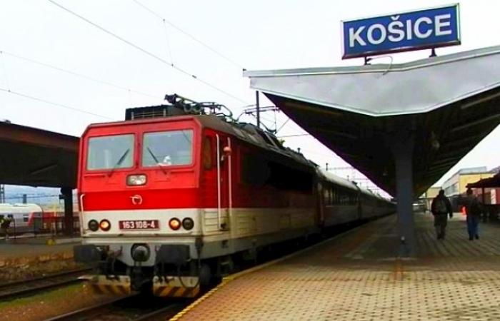 9 червня 2019 року запустять потяг сполученням Мукачево – Кошице