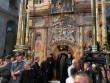 Андрій Балога з батьком і братом відправилися в Єрусалим