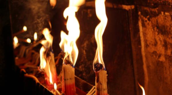 В Єрусалимі сьогодні зійшов благодатний вогонь