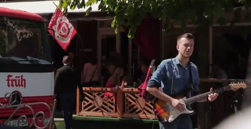 В центрі міста відбудеться свято вуличної музики