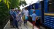У суботу в Ужгороді запрацює дитяча залізниця