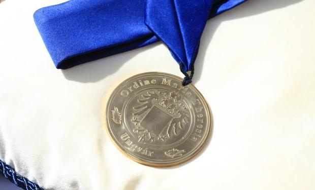 В Ужгороді вже вп'яте вручать почесну нагороду – Орден Марії Терезії