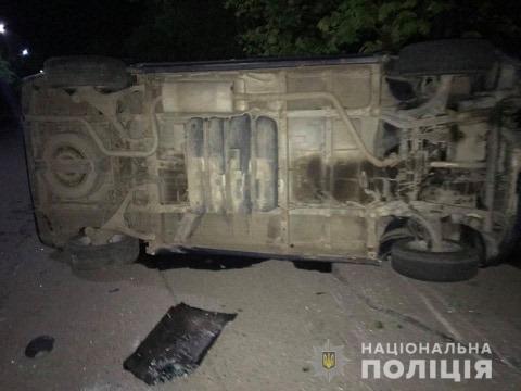 Фатальна аварія у місті Чоп 1 травня забрала життя 21-річного хлопця